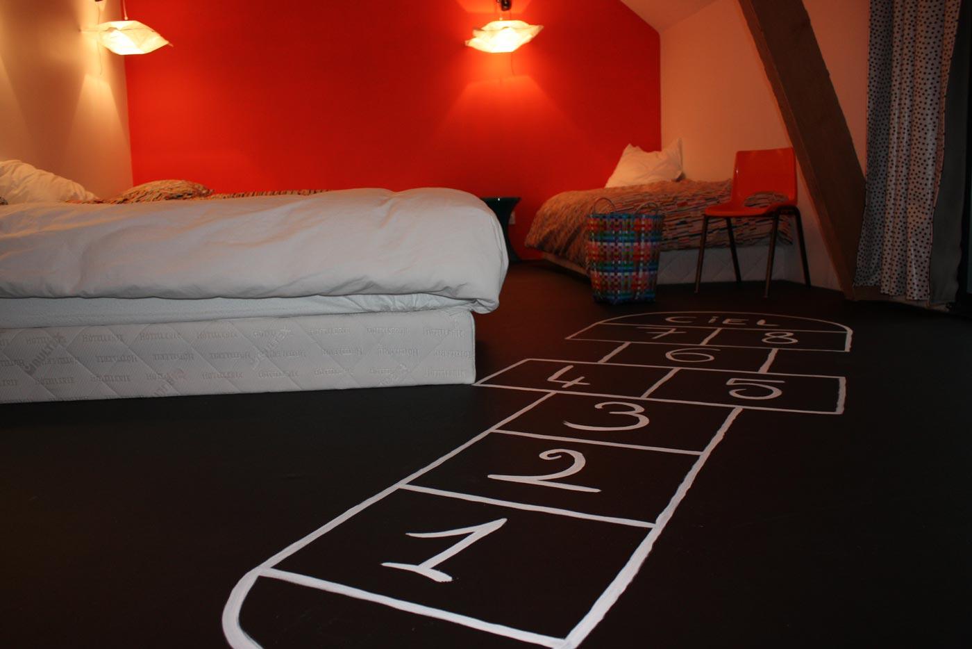 la chambre jeux